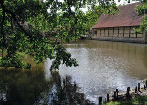 Burg-Vischering-Lebensgrundlage--damals-und-heute