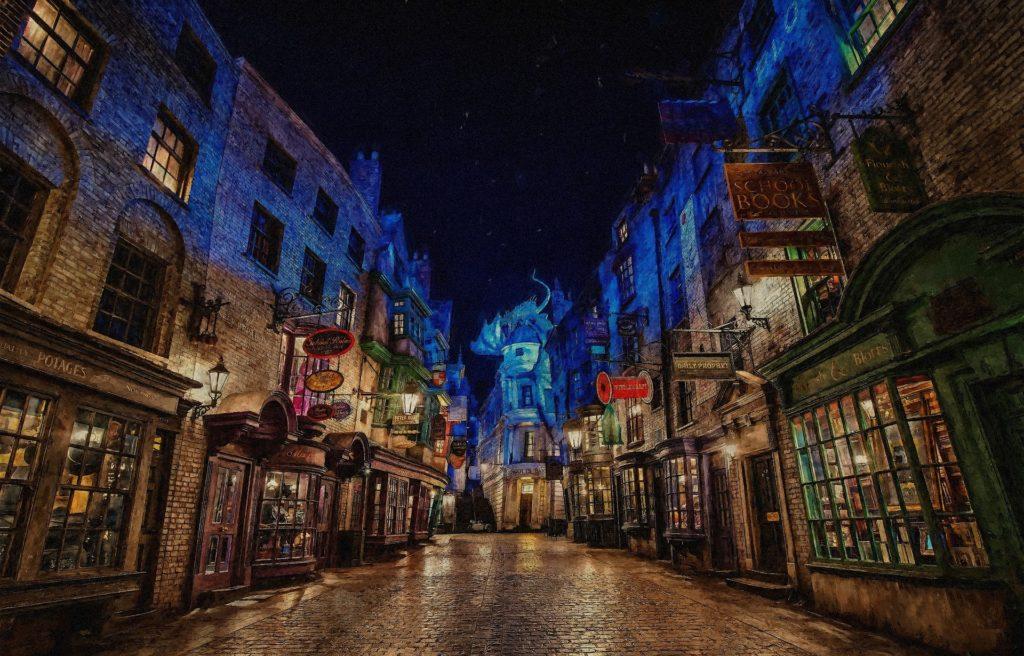 Harry-Potter-Quiz ©Pixabay