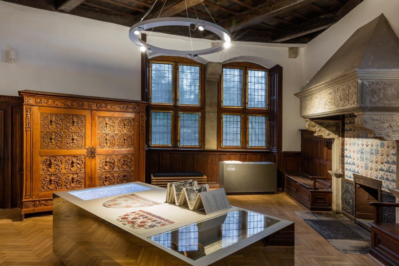 Burg Vischering Dauerausstellung ©Andreas Lechtape, Kreis Coesfeld