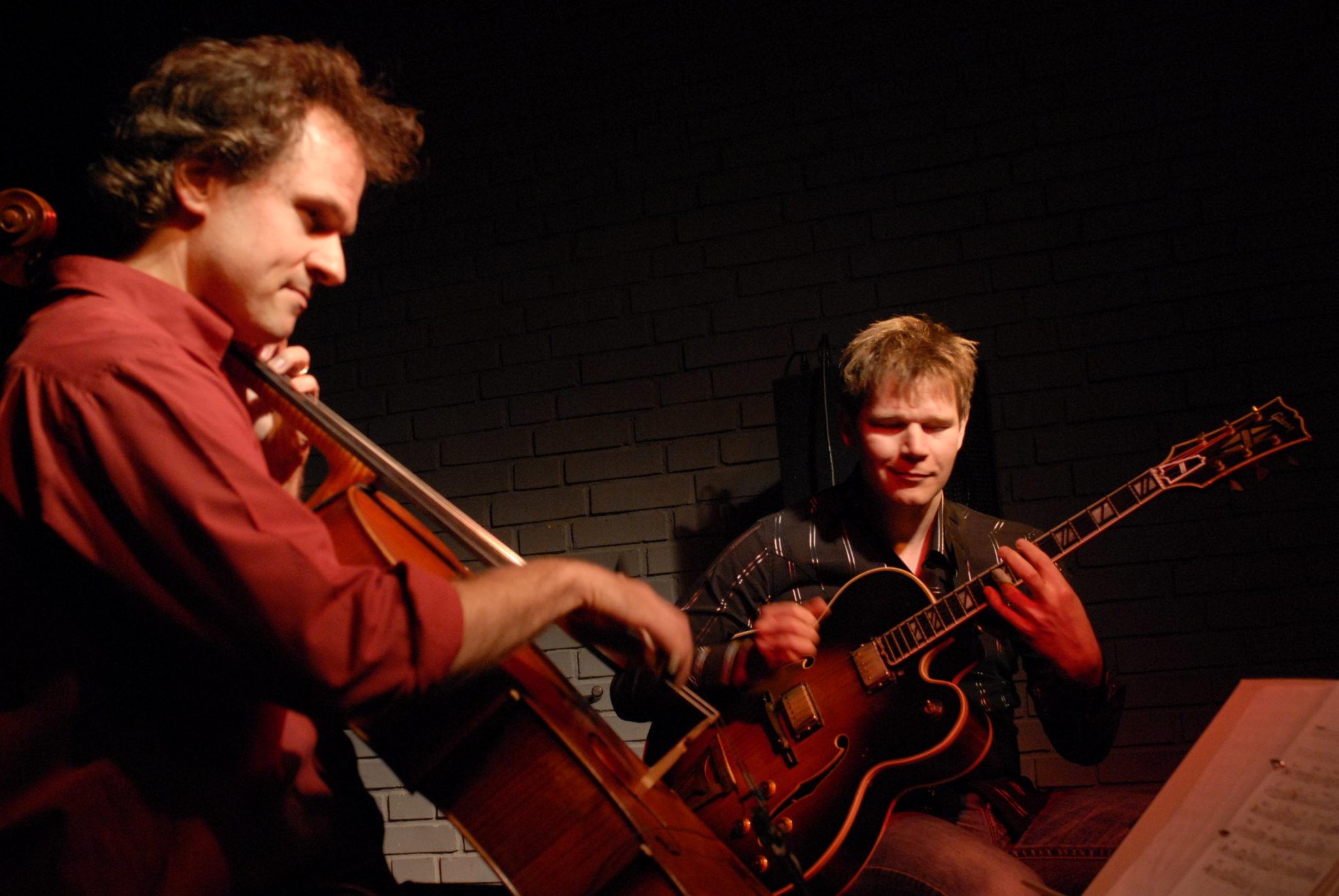 Gunther Tiedemann David Plate Duo ©privat